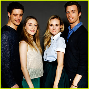 Diane Kruger & Jake Abel: 'The Host' Cast Portraits (Exclusive)