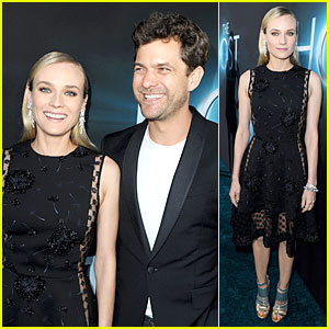 Diane Kruger & Joshua Jackson: 'The Host' Hollywood Premiere!