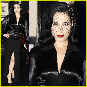 Dita Von Teese: Beauty & Intimates Collection Launch!
