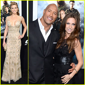 Who is the rock dwayne johnson dating now 2013