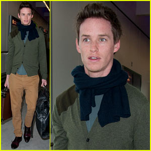 Eddie Redmayne: END7 Campaign Supporter
