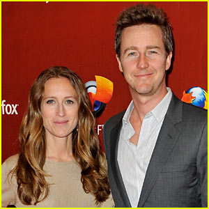 Edward Norton: Expecting First Child with Fiancee Shauna Robertson?