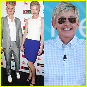 Ellen DeGeneres & Portia de Rossi: 'Ellen' Show Hits Melbourne!