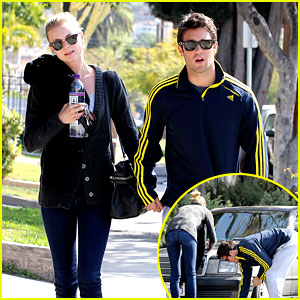 Emily VanCamp & Josh Bowman: Fender Bender Blues