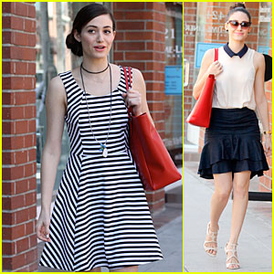 Emmy Rossum: Thanks for the 'Shameless' Love!