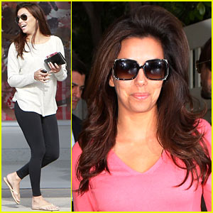 Eva Longoria: I Miss 'Desperate Housewives'!