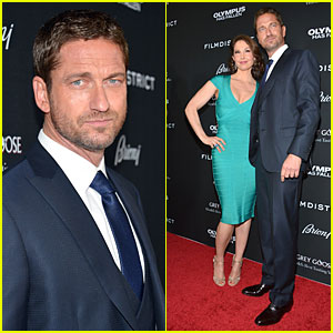 Gerard Butler: 'Olympus Has Fallen' Hollywood Premiere!