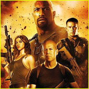 'G.I. Joe: Retaliation' Tops Easter Weekend Box Office!