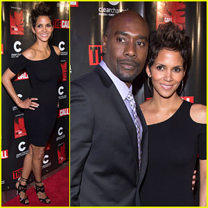 Halle Berry: 'The Call' Chicago Premiere!
