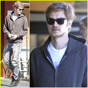 Hayden Christensen: Great Earth Bar Lunch