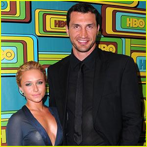 Hayden Panettiere: Engaged to Wladimir Klitschko?