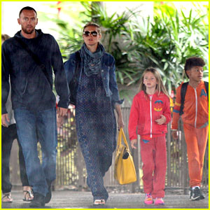 Heidi Klum & Martin Kirsten: Hawaii with the Kids!