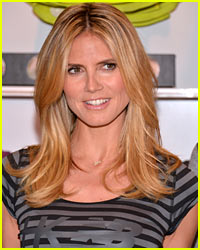 Heidi Klum Stars in Sexy New Ad