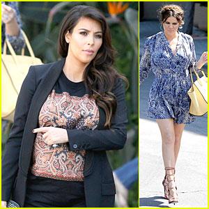 Helena Christensen Defends Kim Kardashian's Pregnant Weight!