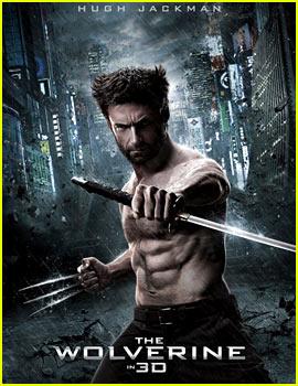 Hugh Jackman: 'Wolverine' Trailer & Poster
