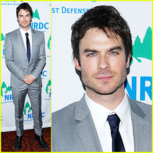 Ian Somerhalder: Natural Resources Defense Council Game Changer Awards!