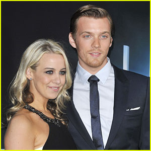 Jake Abel: Engaged to Allie Wood!