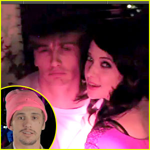 James Franco & Ashley Benson Lipsync to Selena Gomez!