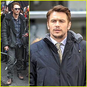 James Franco: I Made Up with Anne Hathaway After Hosting Oscars