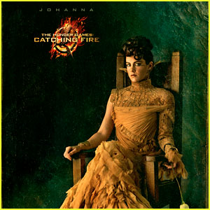 Jena Malone as Johanna in 'Catching Fire' - First Look Portrait!