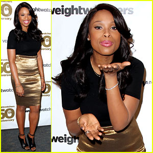 Jennifer Hudson: Weight Watchers 50th Anniversary Event!
