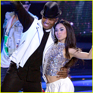 Jessica Sanchez: 'Tonight' Live on 'American Idol' with Ne-Yo!