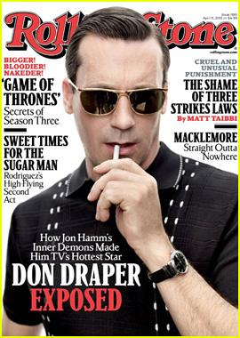 Jon Hamm Talks 'Impressive Anatomy' Jokes to 'Rolling Stone'