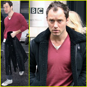 Jude Law: BBC Radio 2 Stop!