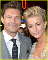 Julianne Hough: Ryan Seacrest-Gifted Jewelry Stolen Out of Car!