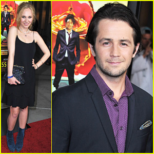 Juno Temple & Michael Angarano: 'The Brass Teapot' Screening!