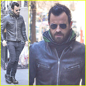 Justin Theroux is a Great Guy, Raves Chelsea Handler!
