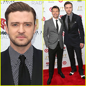 Justin Timberlake: 'The 20/20 Experience' Record Release Party!