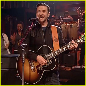 Justin Timberlake: Medley on 'Fallon' - Watch Now!