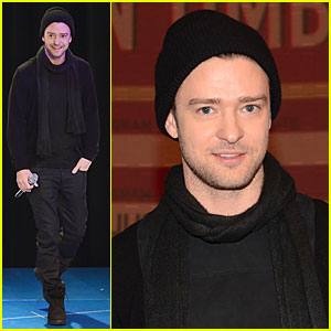 Justin Timberlake: '20/20 Experience' Release Party Airs on CW Next Week!