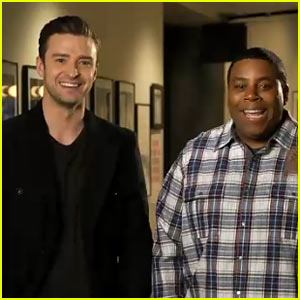 Justin Timberlake: 'Saturday Night Live' Promos!