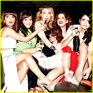 Kate McKinnon & Vanessa Bayer: 'SNL' Feature for 'Glamour'!