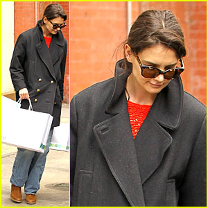 Katie Holmes: Not Recording Classical Music!