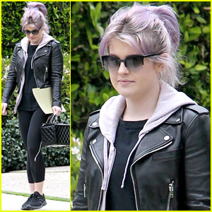 Kelly Osbourne Steps Out Post-Seizure Hospitalization