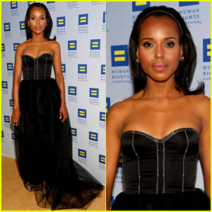 Kerry Washington: Human Rights Campaign Gala 2013