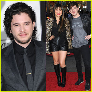 Kit Harington: 'Game of Thrones' Season 3 Premiere Party!