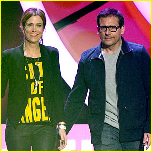 Kristen Wiig & Steve Carell - Kids' Choice Awards 2013