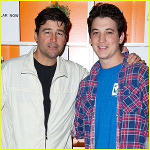 Kyle Chandler & Miles Teller: 'Spectacular Now' After Party at SXSW