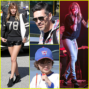 LeAnn Rimes & Eddie Cibrian: Baseball Game After Cabazon Concert!