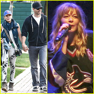 LeAnn Rimes & Eddie Cibrian: Jake's Baseball Game with Brandi Glanville!