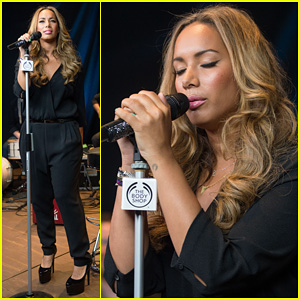 Leona Lewis: Cruelty Free Beauty Launch!