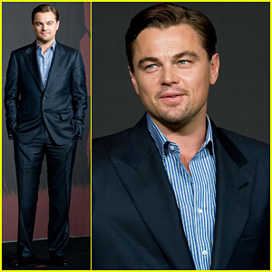 Leonardo DiCaprio: 'Django Unchained' Seoul Press Conference!
