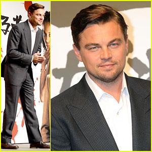 Leonardo DiCaprio: 'Django Unchained' Tokyo Press Conference