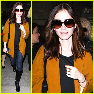 Lily Collins: 'Writers' Trailer - Watch Now!