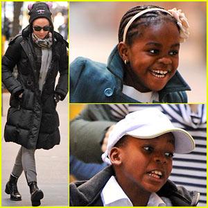 Madonna: Kabbalah with the Kids!