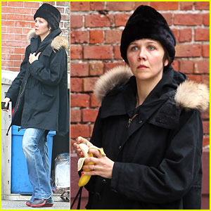 Maggie Gyllenhaal to Perform New Musical for Sundance!
